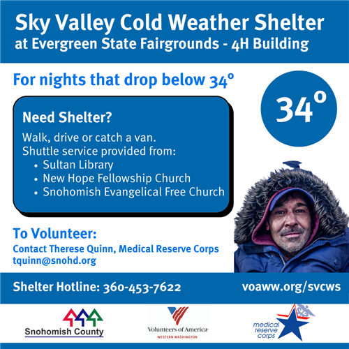 Need a shelter?